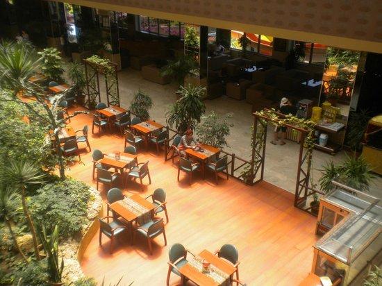 Dinler Hotels - Alanya: холл отеля