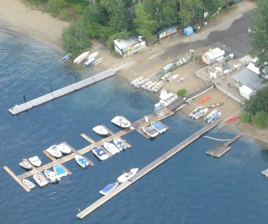 Christina Lake Marina