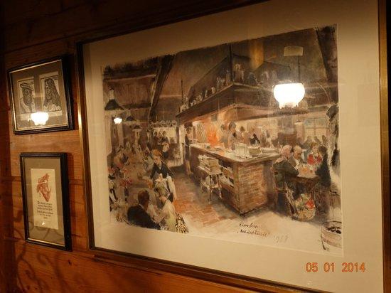 Zum Posthorn: Так выглядел ресторан почти 50 лет назад