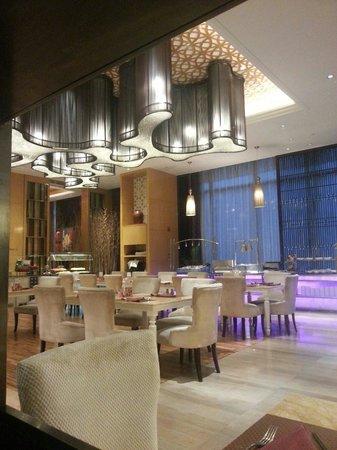 Sheraton Changzhou Xinbei Hotel: Dining room