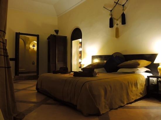 Riad Dar Dialkoum: la suite Yasmina... magnifique