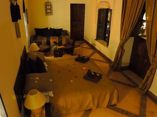 Riad Dar Dialkoum : suite Yasmina