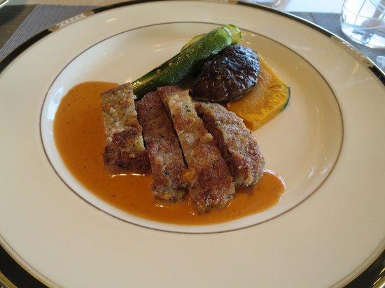 Auberge St.julien: メインの肉料理