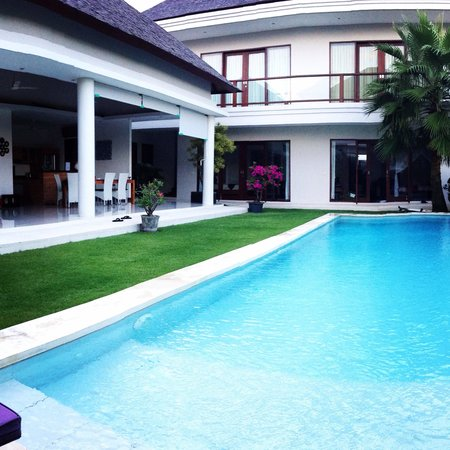 The Oshan Villas Bali : Love the private pool
