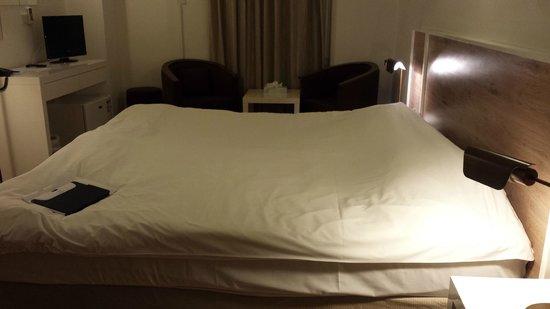 Centrum Hotel: Bed