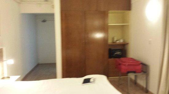 Centrum Hotel: inside my room