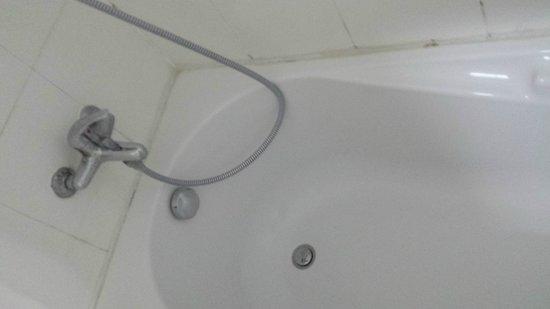 Centrum Hotel: Bath tub