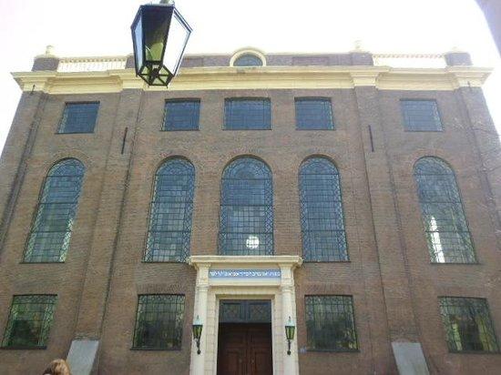 Portugiesische Synagoge Amsterdams: Facade