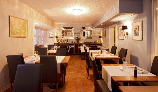 Hotel Rössli: Restaurant Il Gattopardo / Frühstücksraum