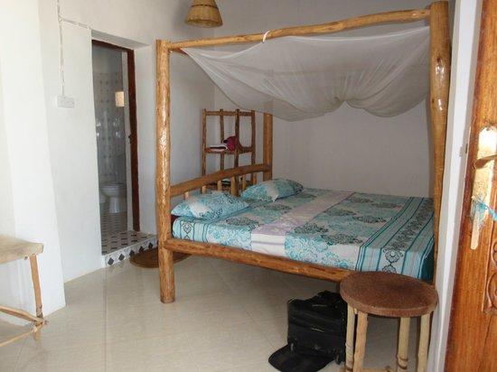 Uhuru Beach: Chambre