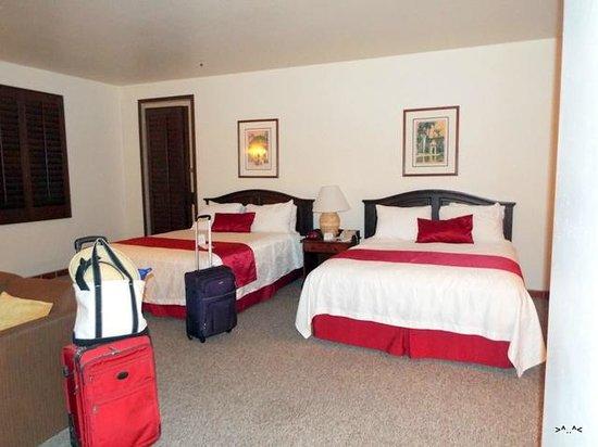 Best Western Plus Hacienda Hotel Old Town: Beds 105