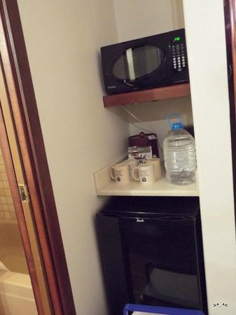 Best Western Plus Hacienda Hotel Old Town: Snack Area 105