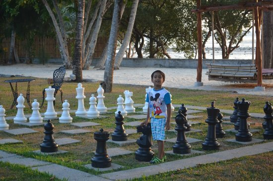 The Mangrove Panwa Phuket Resort : chess