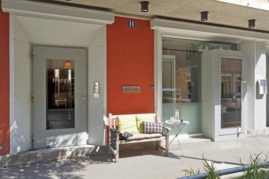 Hotel Seehof: Hotel Aussenansicht