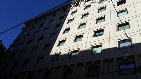 Nippon Hotel: best part first part