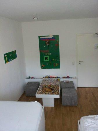 Die Wohngemeinschaft Hostel: Номер