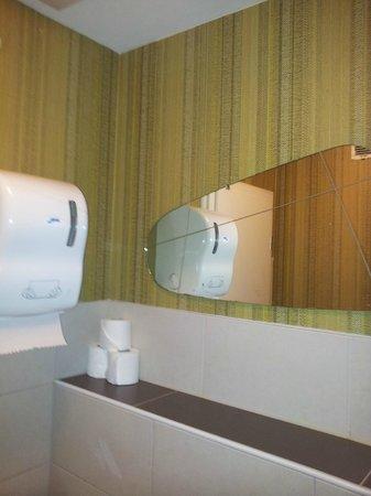Die Wohngemeinschaft Hostel: Туалет