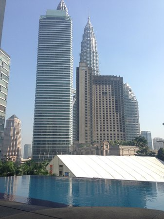 Impiana KLCC Hotel: View from room