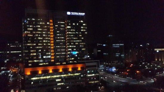 JW Marriott Hotel Seoul: room view