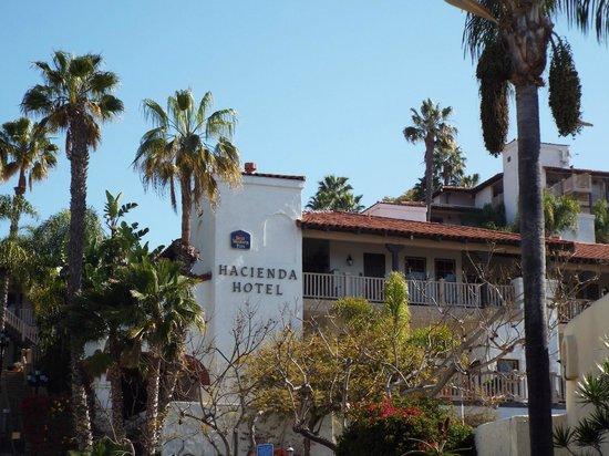 BEST WESTERN PLUS Hacienda Hotel Old Town : 500 Building