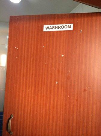 The Rivasa Resort: washroom