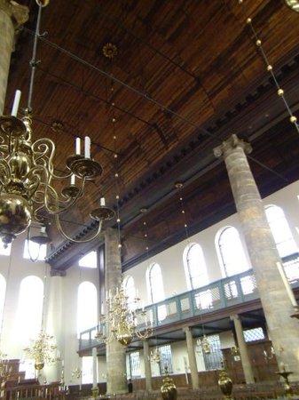 Portugiesische Synagoge Amsterdams: Inside