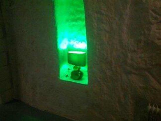 TrogloDelice : Petite lumière d'ambiance