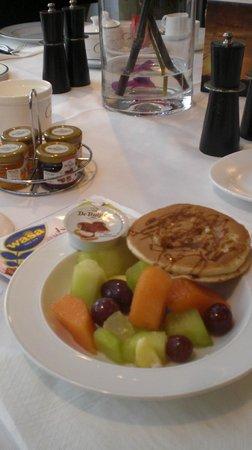 Fletcher Hotel-Restaurant Leidschendam-Den Haag : Bon petit déjeuner