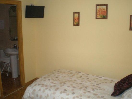 Caserio Gure Ametsa: Habitación Doble 2 camas