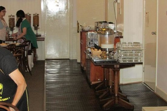 Hotel Sophia: Mini Cafe