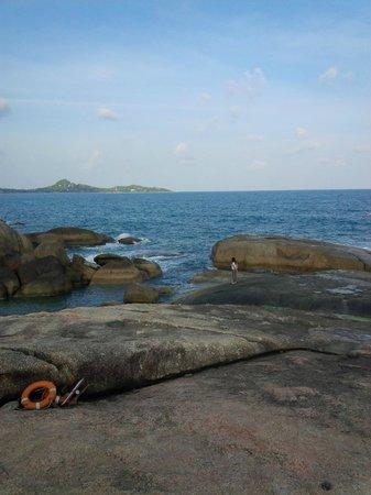 Hin Ta & Hin Yai Rocks: Lamai