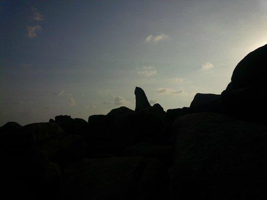 Hin Ta & Hin Yai Rocks: Hin Ta