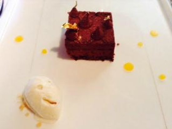 Le Diapason : Dessert