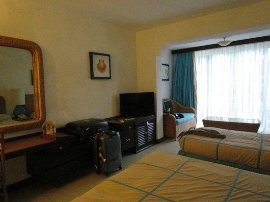 Leopard Beach Resort & Spa: chambre superieure