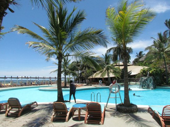 Leopard Beach Resort & Spa : piscine