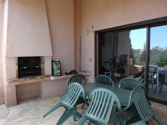 Residenza Pietra di Sole: barbecue