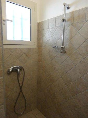 Residenza Pietra di Sole: douche