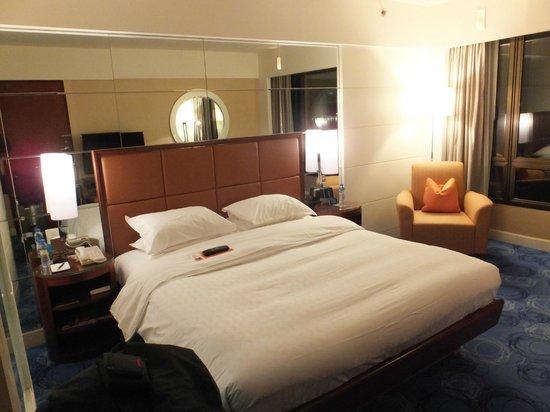 Sheraton Hong Kong Hotel & Towers: 部屋