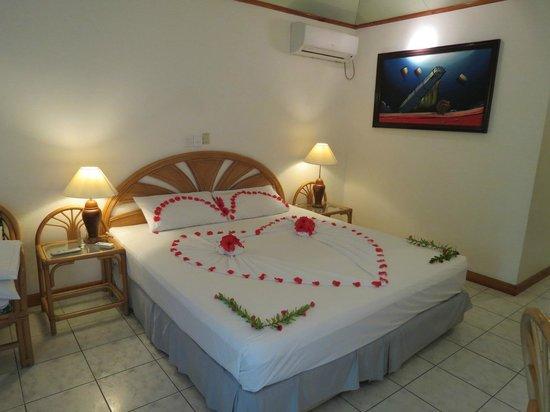 Sun Island Resort and Spa : Номер