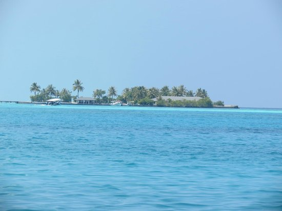Sun Island Resort and Spa : Наш остров