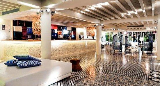 Hotel H10 Big Sur Boutique Hotel: Reception