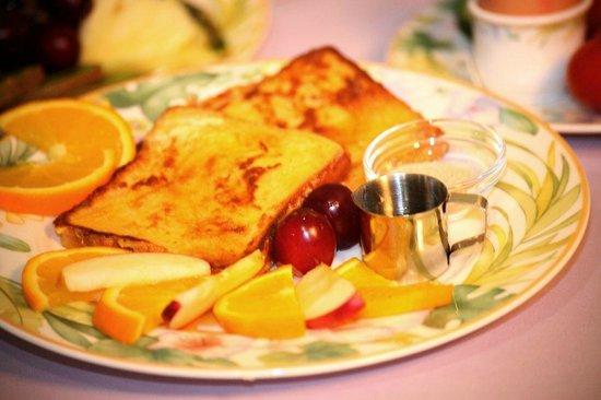 Hotel am Ostpark: French Toast