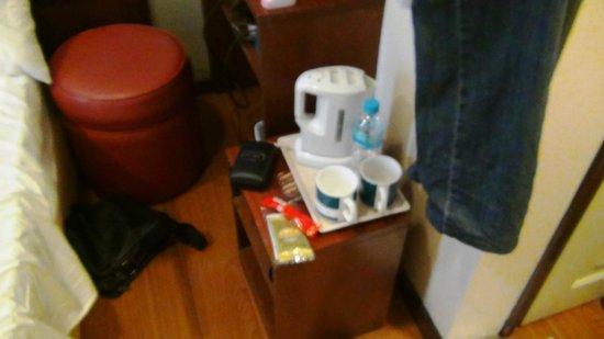 Hotel 81 - Orchid: Coffee & tea Facilities