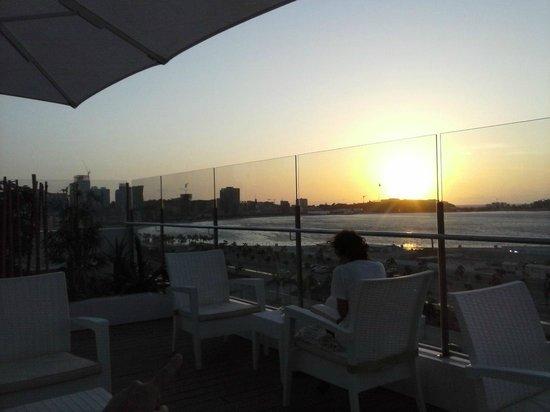 Hotel Presidente Luanda : Quase no por do sol