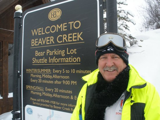 Beaver Creek Ski Area: Yep , It's Cold !!