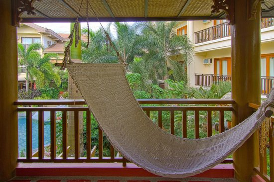 Best Western Boracay Tropics Resort : View from Room