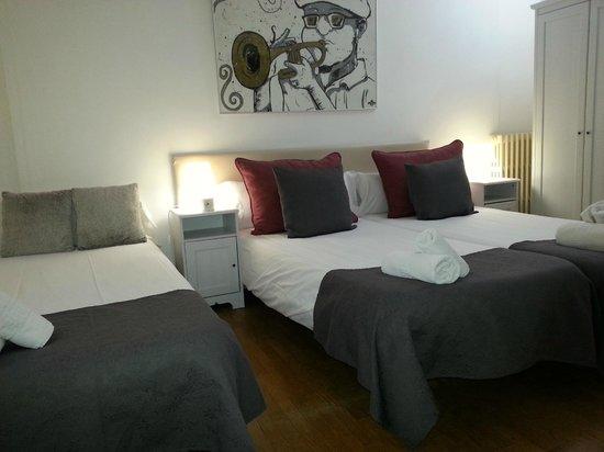 Petit Hotel: nuestra habitación