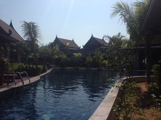T-Villa Resort: Piscine