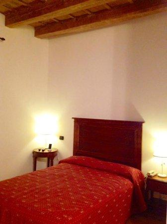 Hotel Abetone Piramidi: Camera Singola