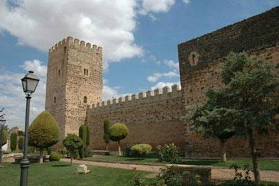 Bolanos de Calatrava, Espagne : Castillo de Doña Berenguela